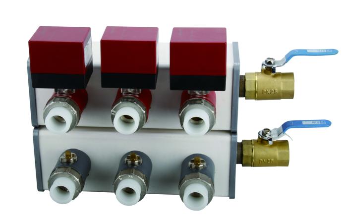 水力平衡分配器-分體